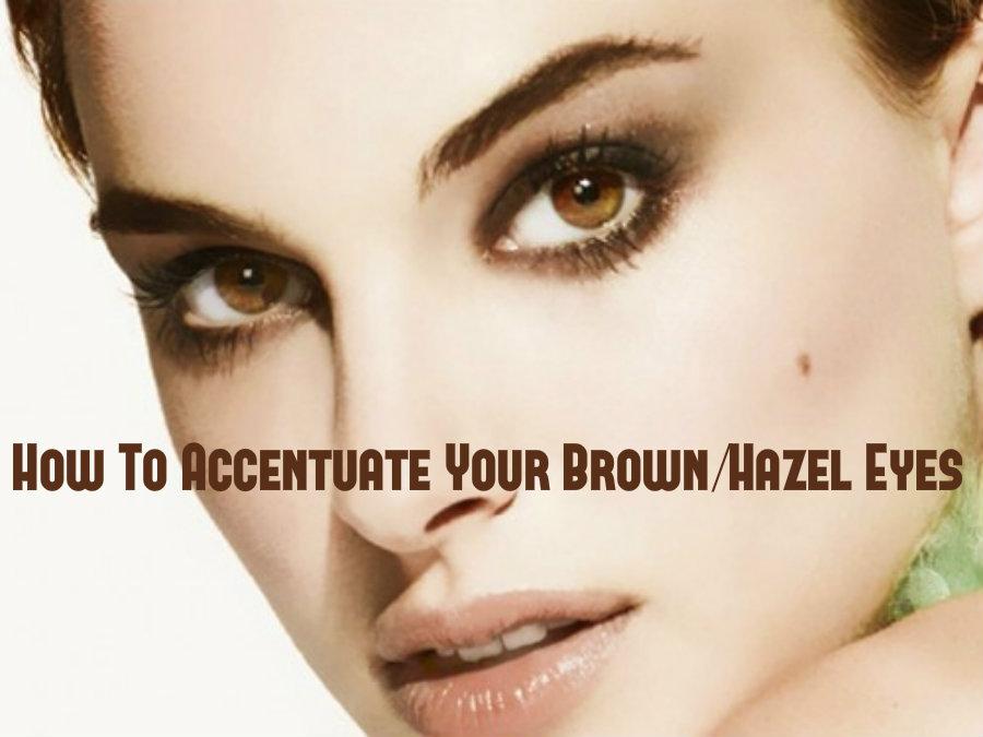Bridal Makeup For Hazel Eyes And Brown Hair : Gallery For > Hazel Brown Eyes