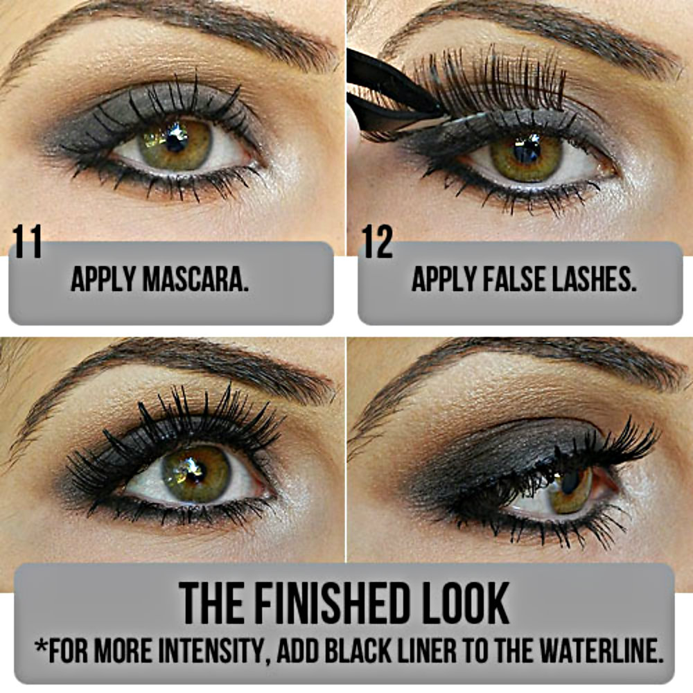 Mac Eye Makeup Tutorial Video Mugeek Vidalondon Image Diy Projects Beads,  Lace And Shoes Lulus Howto: